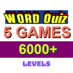 Word games collection – All in one APK (MOD, Unlimited Money) 1.2.34