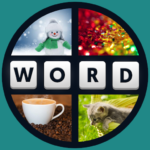 4 Pics 1 Word: Word Game APK (MOD, Unlimited Money) 1.6.6