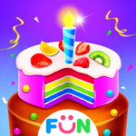Bake Cake for Birthday Party-Cook Cakes Game APK (MOD, Unlimited Money) 1.2