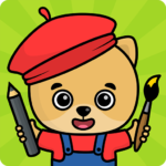 Coloring and drawing for kids APK (MOD, Unlimited Money) 3.108
