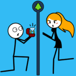Draw Drag Delete Pin Pull to something APK (MOD, Unlimited Money) 1.0.7
