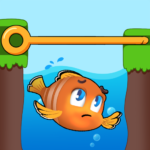 Fish Pin – Water Puzzle & Pull Pin Puzzle APK (MOD, Unlimited Money) 1.2.7