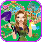Home Cleaning and Decoration in My Town: Help Her APK (MOD, Unlimited Money) 1.1.0