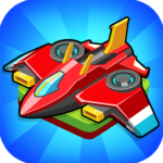 Merge Planes – Best Idle Relaxing Game APK (MOD, Unlimited Money)1.1.63