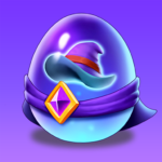 Merge Witches – merge&match to discover calm life APK (MOD, Unlimited Money) 2.15.0