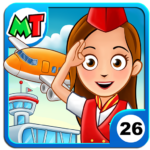 My Town : Airport APK (MOD, Unlimited Money)1.18