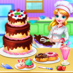 Sweet Bakery Chef Mania- Cake Games For Girls APK (MOD, Unlimited Money) 4.6