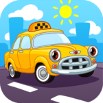 Taxi for kids APK (MOD, Unlimited Money) 1.0.5