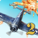 AirAttack 2 – WW2 Airplanes Shooter (Mod) 1.5.0