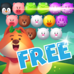 Bubble Shooter: Animal World | 2021 Free game APK (MOD, Unlimited Money) 1.4.22