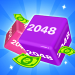 Chain Cube 3D: Drop The Number 2048 (Mod)  1.0.3