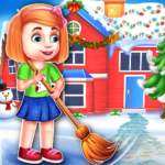 Christmas House Cleaning Game APK (MOD, Unlimited Money) v1.0.5