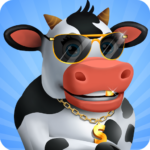 Idle Cow Clicker Games: Idle Tycoon Games Offline APK (MOD, Unlimited Money) 3.1.4