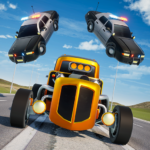 Mini Car Games: Police Chase APK (MOD, Unlimited Money) 1.4