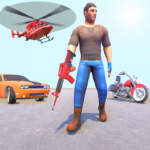 Real Gangster Real Crime: Action & Adventure Games APK (MOD, Unlimited Money) 1.0.7
