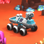 Space Rover: idle planet mining tycoon simulator (Mod) 1.100