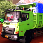Truck Simulator Indonesia : Livery Truck Bussid APK (MOD, Unlimited Money) 4.0