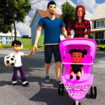 Virtual Mother Life Simulator – Baby Care Games 3D APK (MOD, Unlimited Money) 1.16