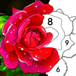 Color by Number: Oil Painting Coloring Book (Mod) 1.901