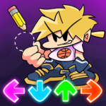 FNF Draw Puzzle (Mod) 0.1.8