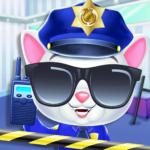 Kitty Cat Police Fun Care & Thief Arrest Game (Mod) 6.0