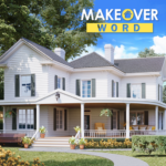 Makeover Word: Home Design & Word Connect Game (Mod) 1.0.14