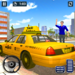 Modern Cab Taxi City Driving – Taxi Driving Games (Mod) 1.1.8