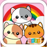 My Cat Town😸 – Free Pet Games for Girls & Boys (Mod) 1.3