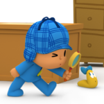 Pocoyo and the Mystery of the Hidden Objects (Mod) 1.40