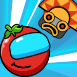 Red Bounce Ball Heroes (Mod) 1.41