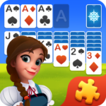 Solitaire Jigsaw Puzzle – Design My Art Gallery (Mod) 1.0.10