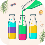 Watery Bottle – Water Color Sort Puzzle Game (Mod) 1.2.4