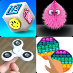 Anti Stress Games, Relaxing, Stress Anxiety Relief (Mod) 4.1.6