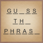 English Guess The Phrase (Mod) 1.53