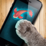 Fish game toy for cats (Mod) 1.31