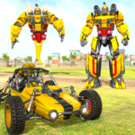 Flying Ghost Robot Car Game (Mod) 1.1.7