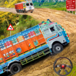 Real Indian Cargo Truck Simulator 2020: Offroad 3D (Mod) 1.0