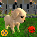 Virtual Pet Puppy 3D – Family Home Dog Care Game (Mod) 2.6