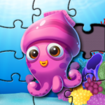 Fun Kids Jigsaw Puzzles for Toddlers (Mod) 1.1.0