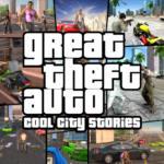 Great Theft Auto Cool City Stories (Mod) 1.1