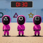 Pink Squad – Run, Stop Game – Red Green Light (Mod) 0.2