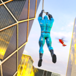 Rope Hero Man: Spider Miami City Gangster (Mod) 1.2