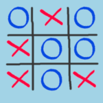 Tic Tac Toe locally or online (Mod) 6.1045