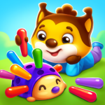 Toddler puzzles: educational games for kids 2 4 (Mod) 1.3.0